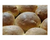 Organic bread rolls