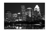 Austin Texas BW