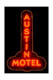Austin Motel Red