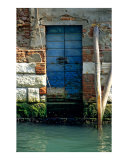 Blue Door in Venice