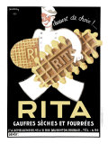 Belgium Rita Waffle Bisquit