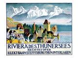 Lake Thunersee  Alpine Resort