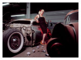 Pin-Up Girl: Chop Top Merc