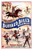 Buffalo Bill's Wild West  Johnny Baker and Vincente Orepezo