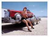Pin-Up Girl: Salt Flat High Boy