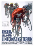 Criterium Bicycle Giclée
