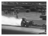 NHRA Top Fuel Rail Dragster