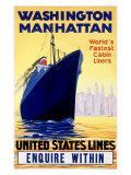 United States  Manhatten Oceanline