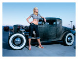 Pin-Up Girl: Deuce Coupe Rock a Billy