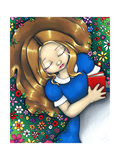 Alice in Wonderland :  Alice Dreaming