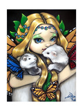 Fairy Ferret Picture : Two Fae Ferrets