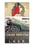 LNER  Cunard Line  White Star  1923-1947