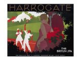 LNER  Harrogate  c1930