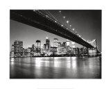 New York  New York  Manhattan Skyline