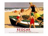 LNER  Redcar  1936-1937