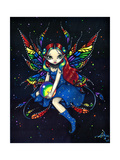Midnight Rainbow Fairy