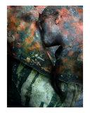 Hommage to Rodin's Eternelle Idole - Variation Pumpkin