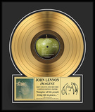 "John Lennon - ""Imagine"" Gold LP"