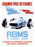 Grand Prix de France  Reims  1964