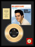 Elvis Presley -&quot; Marie&#39;s The Name  His Latest Flame&quot; Gold Record