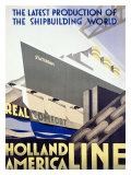 Holland to America Line