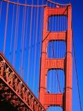 Tower of Golden Gate Bridge