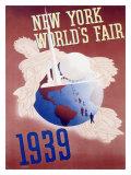 World's Fair, New York, c.1939 Giclée