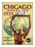 World&#39;s Fair  Chicago  c1933