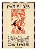Paris Art Exposition  c1925