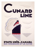 Cunard Line  US to Canada