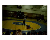 Determined to Win by a Pin - High School Wrestling