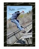 Skate anywhere!