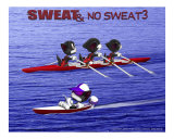 Sweat & No Sweat 3
