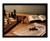 a chess study
