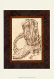 Sepia Boots I
