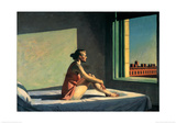 Morgensonne, c.1952 Reproduction d'art par Edward Hopper