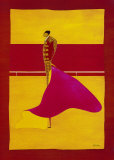 Bullfighter with Cape I