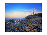 Montauk Lighthouse  Long Island  New York