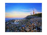 Montauk Lighthouse  Long Island  New York