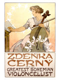 Zdenka Cerny Cello Concert