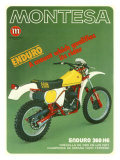 Montesa Motorcycle H6 Enduro