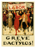 Womens Labor Force  Greve des Dactylos