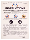 WWI  Aircraft Instruction