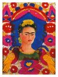 The Frame, c. 1938 Giclée par Frida Kahlo