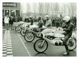 GP 50CC 125CC Motorcycle Race