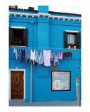 Blue Laundry Matching House
