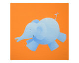 Elephant playtime II