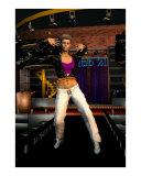night club dancer