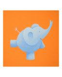Elephant playtime III
