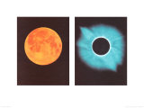 Full Moon/Total Solar Eclipse  July 11  1991
